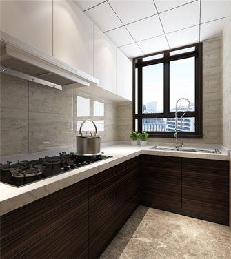 140平米三中式风格厨房装修图片大全