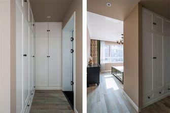 130平米三室两厅美式风格走廊装修案例
