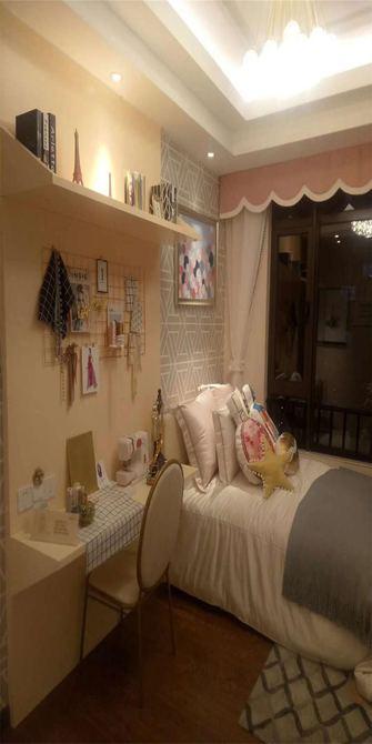 100平米三室一厅混搭风格儿童房装修效果图