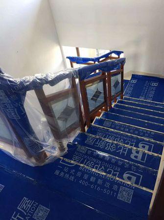 90平米其他风格楼梯间装修图片大全