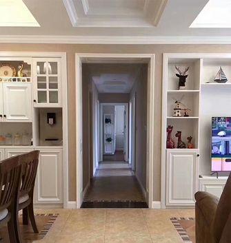 90平米美式风格走廊装修图片大全
