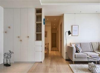 110平米一室一厅北欧风格客厅装修图片大全