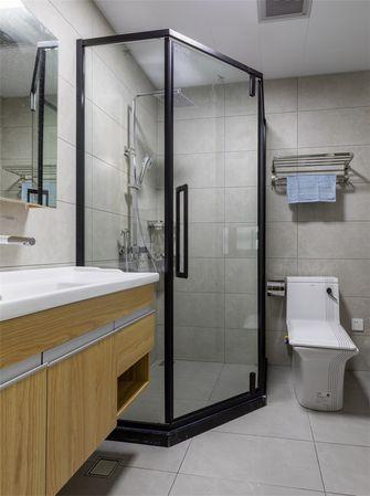 140平米复式中式风格卫生间欣赏图