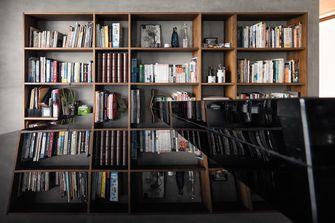 100平米三室五厅其他风格书房图片大全