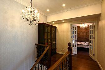 豪华型140平米复式日式风格楼梯装修案例