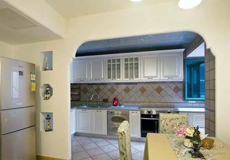 5-10万80平米一室一厅田园风格餐厅装修效果图