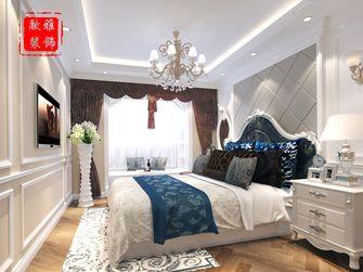 70平米公寓法式风格卧室装修图片大全