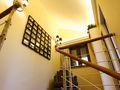 富裕型130平米三室一厅欧式风格楼梯装修图片大全