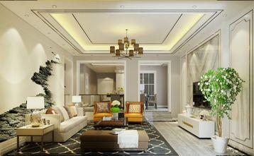 140平米别墅其他风格客厅图