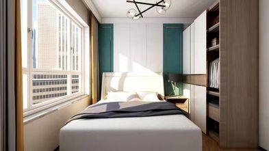 110平米混搭风格卧室图