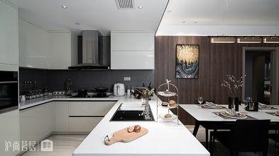 20万以上120平米现代简约风格厨房欣赏图