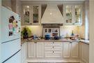 140平米别墅美式风格厨房效果图