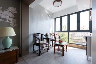 110平米三中式风格阳台欣赏图