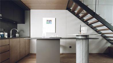 50平米复式日式风格餐厅装修效果图
