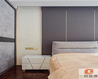 140平米三室一厅宜家风格卧室效果图