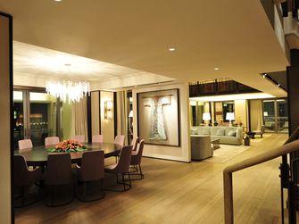 富裕型120平米东南亚风格走廊图片