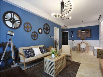 90平米公寓宜家风格客厅欣赏图