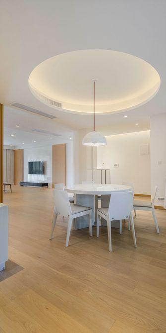 140平米三室一厅宜家风格餐厅设计图