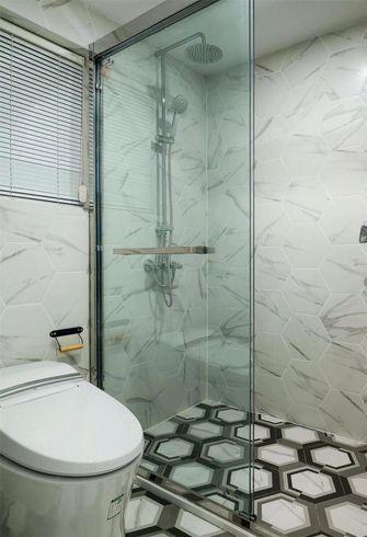 130平米复式美式风格卫生间装修效果图