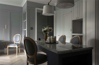 60平米公寓美式风格餐厅装修图片大全