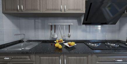 70平米中式风格厨房欣赏图