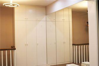 110平米复式现代简约风格储藏室图片大全