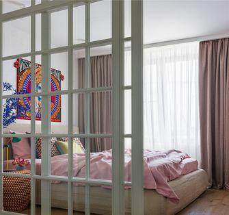60平米公寓宜家风格卧室效果图