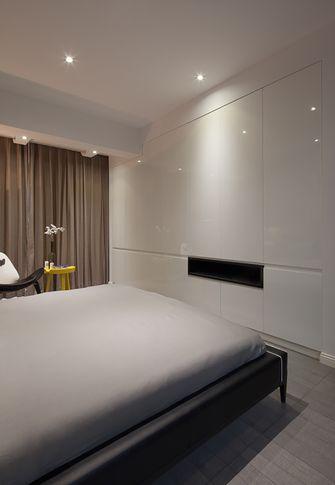 90平米三室一厅混搭风格卧室图片