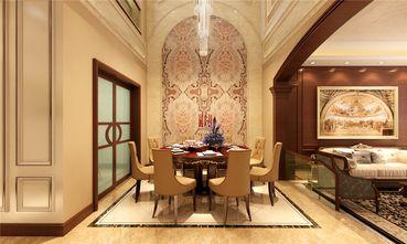 140平米别墅东南亚风格餐厅效果图