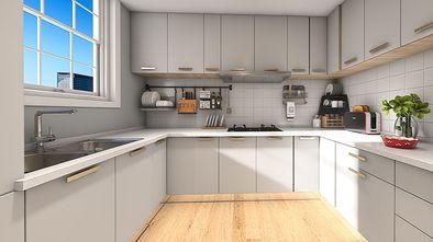 40平米小户型北欧风格厨房效果图