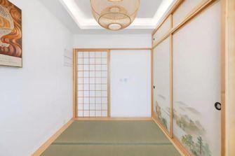 120平米三日式风格儿童房效果图