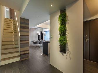 120平米复式日式风格客厅装修效果图