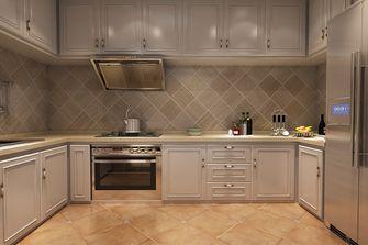 60平米一居室美式风格厨房效果图