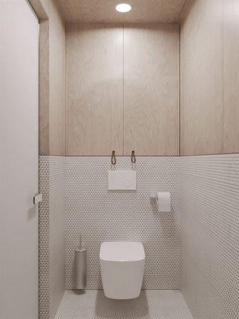 5-10万90平米三室两厅日式风格卫生间效果图