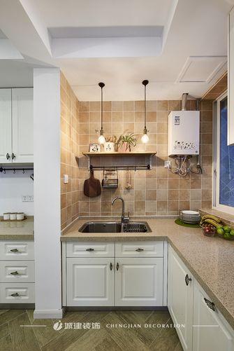 110平米宜家风格厨房效果图