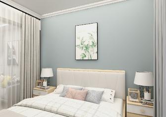 30平米小户型北欧风格卧室装修图片大全