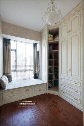 140平米四室兩廳歐式風格衣帽間圖片大全