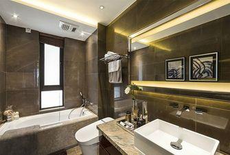 120平米三室两厅新古典风格卫生间设计图