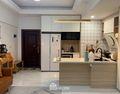 40平米小户型现代简约风格厨房图片