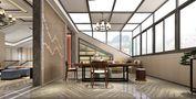 140平米复式中式风格阳光房图