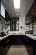 140平米别墅中式风格厨房橱柜图片大全