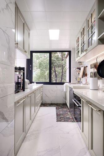 140平米四室四厅法式风格厨房欣赏图