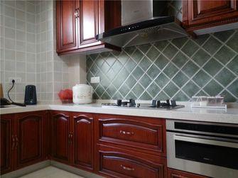 140平米四室两厅新古典风格厨房欣赏图