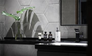 60平米一居室现代简约风格卫生间装修图片大全