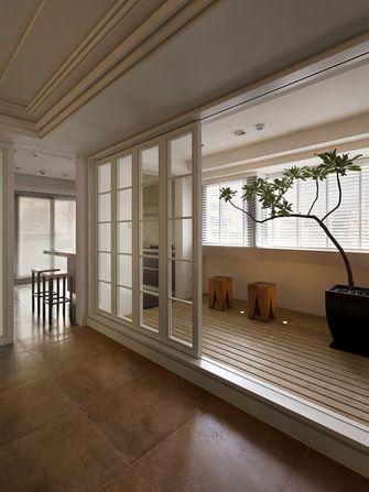 80平米三现代简约风格阳光房装修图片大全