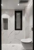 70平米三室两厅现代简约风格卫生间设计图