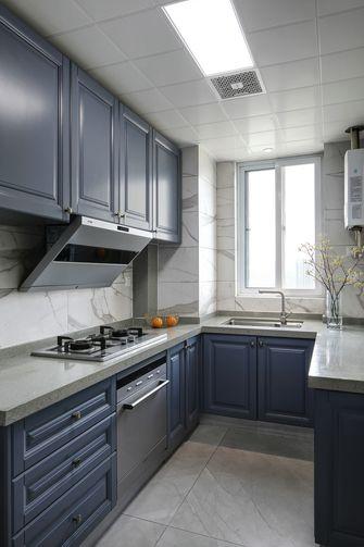 110平米四室两厅欧式风格厨房图片大全