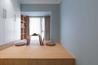 80平米三室两厅欧式风格阳台图