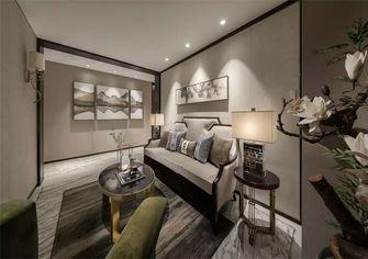 110平米三室两厅中式风格阳光房装修效果图