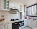120平米三室一厅欧式风格厨房图片